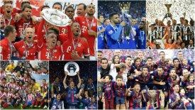 Ανάλυση: Ο ανταγωνισμός στα μεγάλα ευρωπαϊκά πρωταθλήματα (graphs)