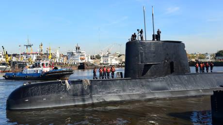 Αργεντινή: Νέα ένδειξη εντόπισαν τα σόναρ στην έρευνα για το εξαφανισμένο υποβρύχιο