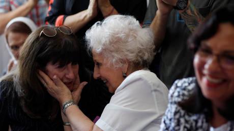 Αργεντινή: Την απήγαγαν όταν ήταν βρέφος, όμως βρήκε την οικογένειά της 40 χρόνια μετά