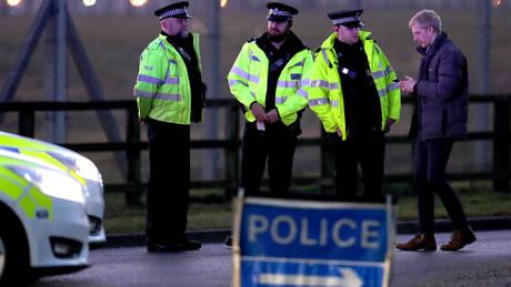 Αστυνομική επιχείρηση αναστάτωσε το Λονδίνο – Δεν σχετίζεται με τρομοκρατία