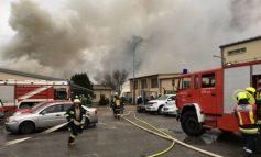 Αυστρία: Ένας νεκρός και δεκάδες τραυματίες από έκρηξη σε τερματικό σταθμό φυσικού αερίου (pics)