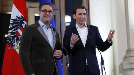 Αυστρία: Συντηρητικοί και ακροδεξιοί συμφώνησαν για τον σχηματισμό κυβέρνησης