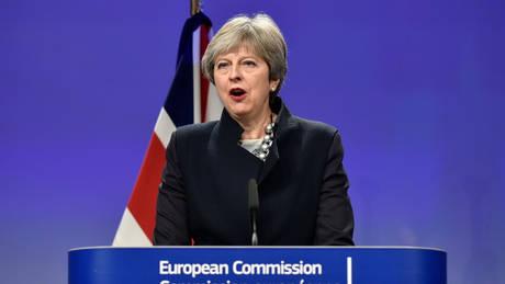 Βρετανία: Απετράπη σχέδιο δολοφονίας της Τερέζα Μέι
