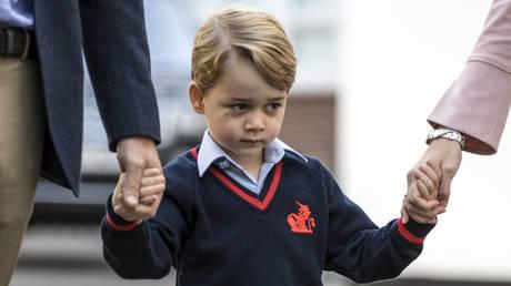 Βρετανός ανάρτησε φωτογραφία του 4χρονου πρίγκιπα Τζορτζ σε ιστότοπο τζιχαντιστών