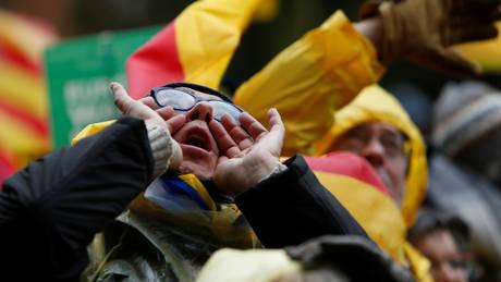 Βρυξέλλες: Μεγάλη διαδήλωση κατά της μεταρρύθμισης του συνταξιοδοτικού συστήματος
