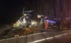 Γαλλία: Αυξήθηκαν οι νεκροί από τη σύγκρουση σχολικού λεωφορείου με τρένο (pics)