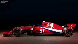 Γεγονός της χρονιάς η παρουσίαση της Alfa Romeo Sauber F1