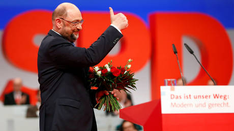 Γερμανία: «Πράσινο φως» από το SPD για να ξεκινήσουν οι συνομιλίες για μεγάλο συνασπισμό
