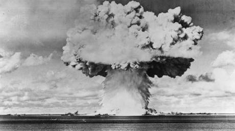 Για πρώτη φορά στο φως βίντεο από τις πρώτες πυρηνικές δοκιμές των ΗΠΑ