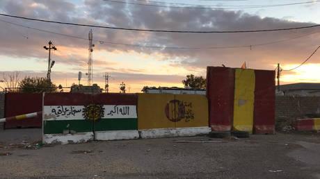 Διαδηλωτές πυρπόλησαν τις έδρες των κυριότερων κομμάτων του Ιρακινού Κουρδιστάν