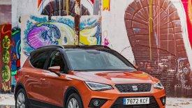 Δοκιμάζουμε το νέο SUV Seat Arona στην Ελλάδα (pics)