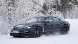 Δοκιμές σε… πολικές συνθήκες για το ηλεκτρικό σεντάν της Porsche