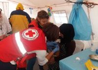 Εκδήλωση για την αναγνώριση της εθελοντικής προσφοράς από τον Ελληνικό Ερυθρό Σταυρό