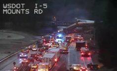 Εκτροχιάστηκε τρένο στην Ουάσινγκτον - Αναφορές για τραυματίες (pics&vids)