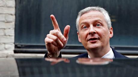 Ενίσχυση των οικονομικών δεσμών με τη Μόσχα παρά τις κυρώσεις επιδιώκει η Γαλλία