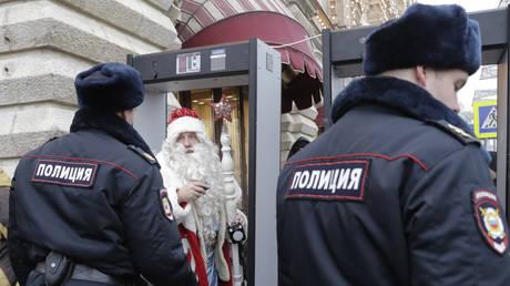 Ενισχύονται τα μέτρα ασφαλείας στη Μόσχα ενόψει του εορτασμού της Πρωτοχρονιάς
