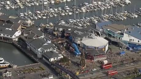ΗΠΑ: Συνελήφθη πρώην πεζοναύτης που σχεδίαζε επίθεση σε εμπορικό κέντρο στο Σαν Φρανσίσκο