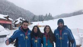 Η Ελλάδα πανηγύρισε 8 μετάλλια στο Μαυροβούνιο