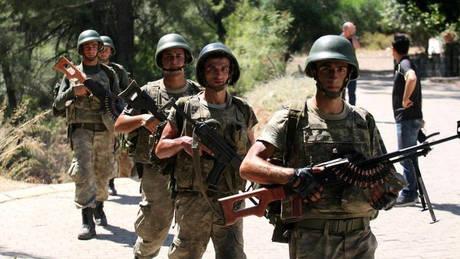 Ιράκ: Σκοτώθηκε Τούρκος στρατιώτης από λανθασμένη ενεργοποίηση χειροβομβίδας