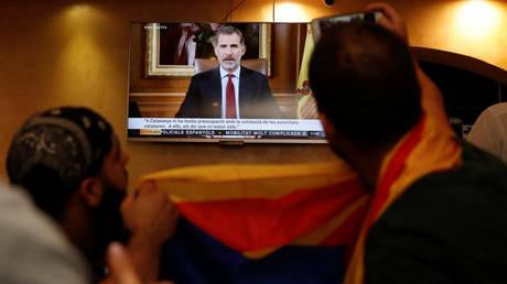 Ισπανία: Έκκληση από τον βασιλιά στους Καταλανούς πολιτικούς για την αποφυγή νέας «σύγκρουσης»