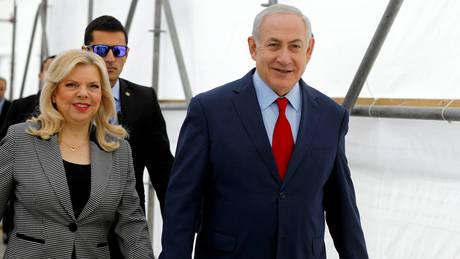 Ισραήλ: Ο Νετανιάχου σε ρόλο ξεναγού στην Ιερουσαλήμ