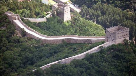 Κίνα: Ενισχύονται τα μέτρα προστασίας του Σινικού Τείχους