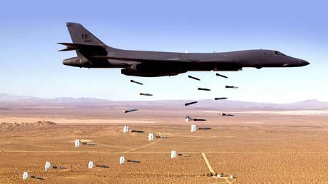 Μήνυμα στον Κιμ: Βομβαρδιστικά B-1B θα πετάξουν πάνω από τη χερσόνησο της Κορέας