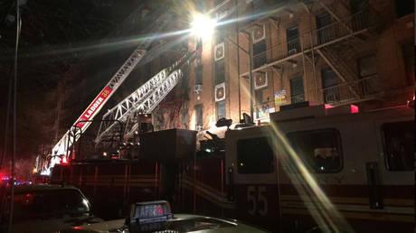 Νέα Υόρκη: Τουλάχιστον έξι νεκροί από φωτιά σε διαμέρισμα στο Μπρονξ