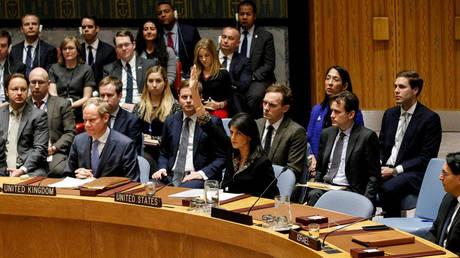 ΟΗΕ: Νέα ψηφοφορία για την Ιερουσαλήμ στη Γενική Συνέλευση – Υψώνουν τους τόνους οι ΗΠΑ