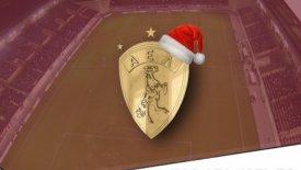 Οι Χριστουγεννιάτικες ευχές της ΑΕΛ (vid)