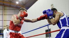 Ολοκληρώθηκε η πρώτη ημέρα του Πανελληνίου Πρωταθλήματος Πυγμαχίας