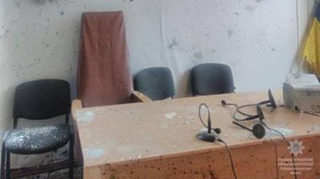 Ουκρανία: Έκρηξη χειροβομβίδων μέσα σε δικαστήριο – Νεκροί και τραυματίες (pics&vid)