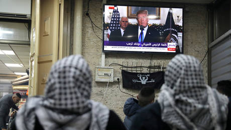 Ο Τραμπ αναγνώρισε την Ιερουσαλήμ ως πρωτεύουσα του Ισραήλ