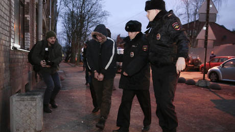 Ο βομβιστής της Αγίας Πετρούπολης ομολόγησε την ενοχή του