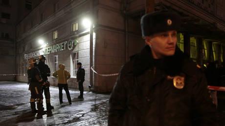 Ο ISIS ανέβαλε την ευθύνη για την έκρηξη στην Αγία Πετρούπολη