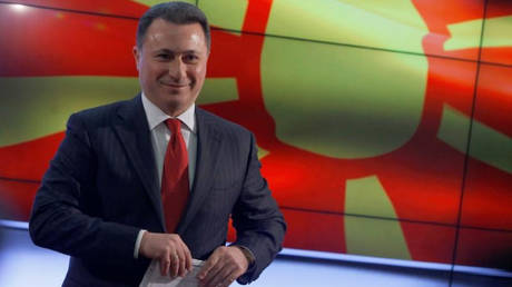 ΠΓΔΜ: Ο Χρίστιαν Μίτσκοσκι νέος αρχηγός της αντιπολίτευσης μετά την παραίτηση Γκρούεφσκι