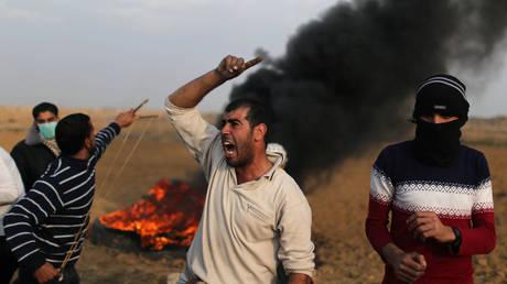 Πέθανε ένας από τους Παλαιστινίους που τραυματίστηκαν από πυρά του ισραηλινού στρατού