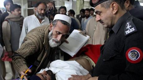 Πακιστάν: Τρεις νεκροί από έκρηξη αυτοσχέδιας νάρκης στα σύνορα με το Αφγανιστάν