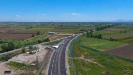 Παραδίδονται 79 χλμ. αυτοκινητόδρομου έως τα Τρίκαλα