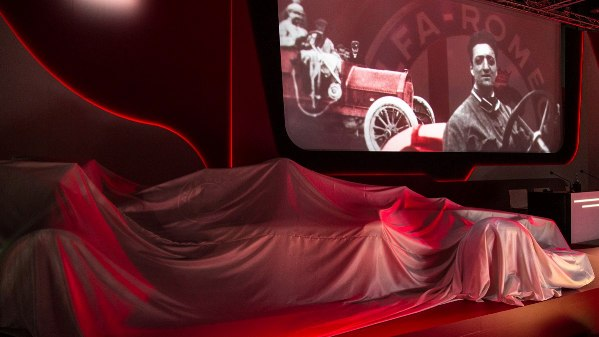 Παρουσίαση της Alfa Romeo Sauber F1