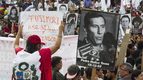 Περού: Ογκώδης διαδήλωση για την προεδρική χάρη στον Φουχιμόρι