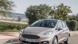 Πολυτέλεια σε Small Size με το Ford Fiesta Vignale (pics & vid)
