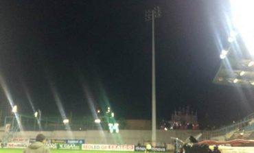 Πρόβλημα με τα φώτα στα Περιβόλια (photo)