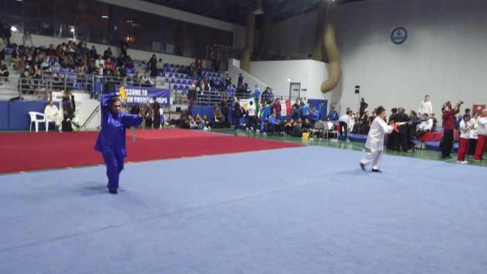 Πρώτο μεσογειακό πρωτάθλημα KUNG FU (IWUF)