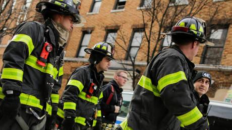 Πυρκαγιά σε πολυκατοικία 12 ορόφων στο Μάντσεστερ