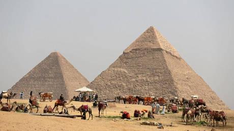 Ρομπότ είναι έτοιμο να «αποκαλύψει» τα μυστικά της Πυραμίδας του Χέοπα!