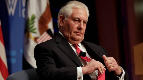 Σενάρια για την απομάκρυνση του Τίλερσον από την θέση του υπουργού Εξωτερικών των ΗΠΑ