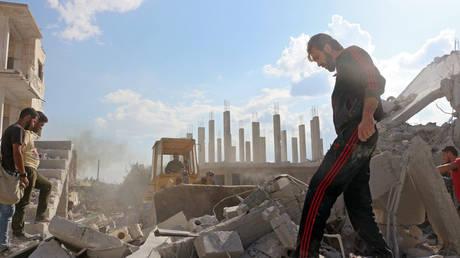 Συρία: Ο στρατός προελαύνει στην Ιντλίμπ, οι άμαχοι τρέχουν να σωθούν