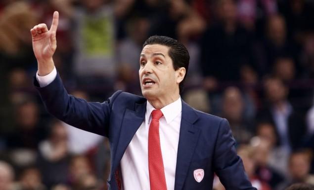 Σφαιρόπουλος: «Από συγκυρίες οι ήττες με Παναθηναϊκό, δεν είμαι αλάνθαστος»