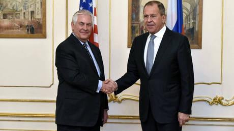 Τίλερσον και Λαβρόφ συμφώνησαν στη συνέχιση των διπλωματικών προσπαθειών με τη Β. Κορέα